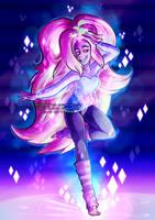 Steven Universe: Rainbow Quartz by serpyra