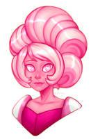 Pink Diamond by serpyra