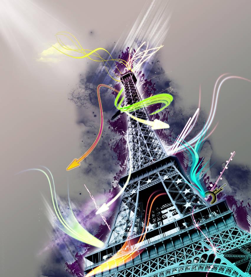 My Love - La Tour Eiffel
