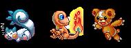 Free to use Pokemon Icons! by Kitsune-no-tama