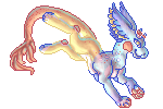 Blessed Child Pixel DTA Entry 2 by TechnoBird