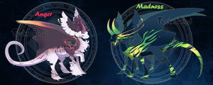 Infected Mofu Batch (closed) by TechnoBird