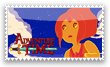Flame Princess Stamp (Princesa flama) by SHAORAN-UCHIHA