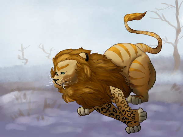 Running wild by Takiari-xXXx-Meyrimo