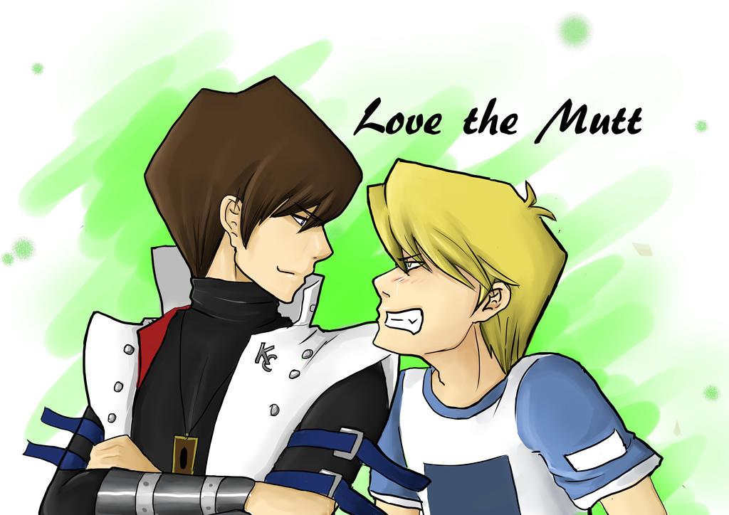 LOVE THE MUTT by Neuro-chan