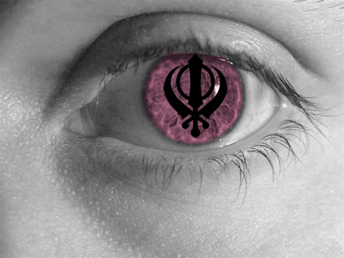 Eyes of Religion: Sikh by NA-JediKittyKaiba