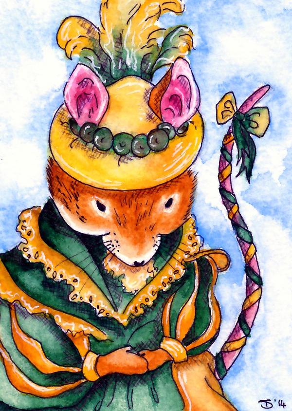 Duchess Penelope by Art-by-Cricket