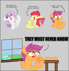 Scootaloo's Secret