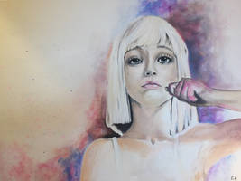 Maddie from Sia's Chandelier