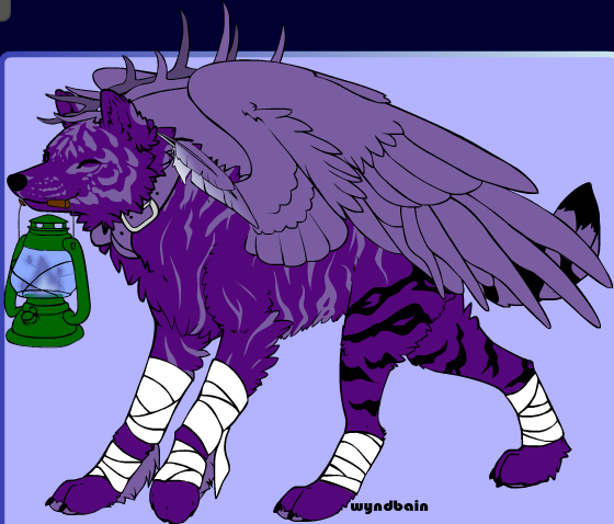 Princethekitten289-wolfversion by wolfspirit158