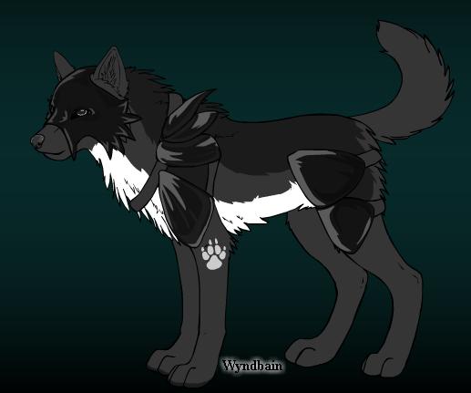 Ghosteys by wolfspirit158