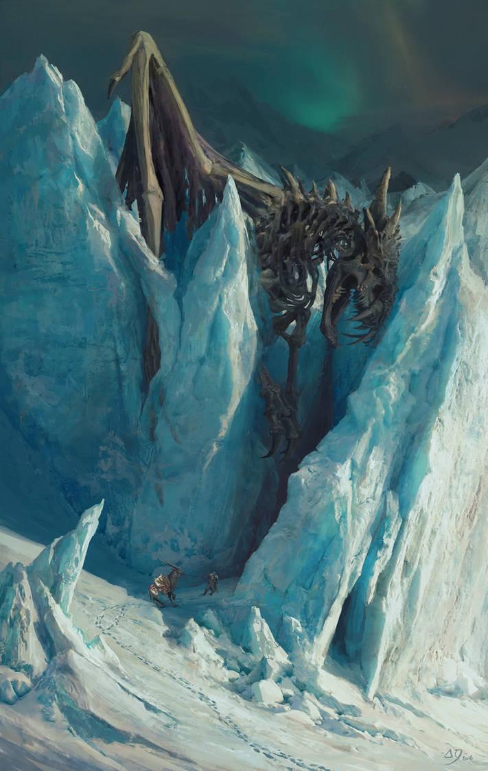 Dragonblight by Fainernil