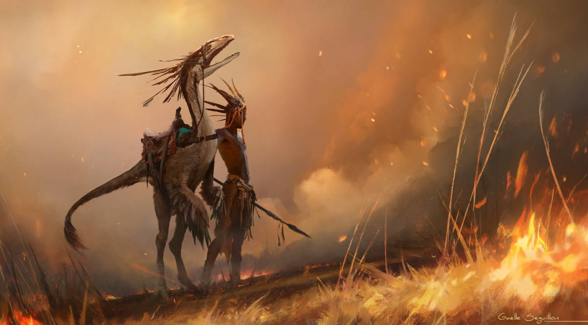Fire by Fainernil