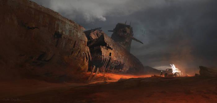 U.N.S. Tharsis