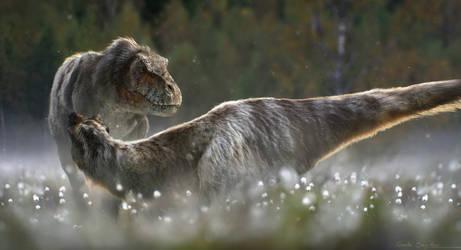 Gaelle-seguillon-nanuqsaurus-mating-display web