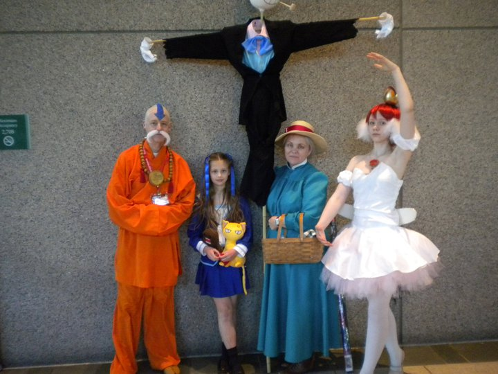 Family cosplay by RianonFTW on DeviantArt