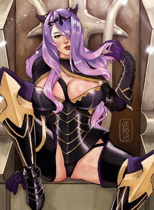 Camilla - Fire Emblem Fates by TheArtOfVero