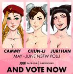 May-June Patreon Poll