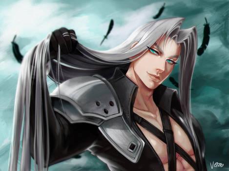 Sephiroth's Hair