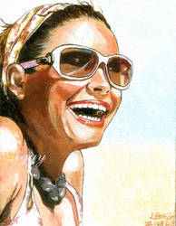 Summer Fun by iggytheillustrator