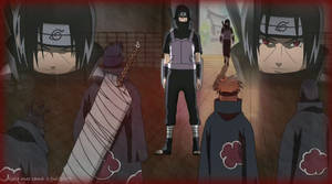 Itachi go to Akatsuki -Spoiler by Gaias