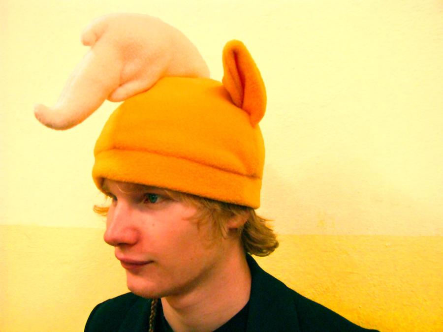 AppleJack hat by chu-po-po