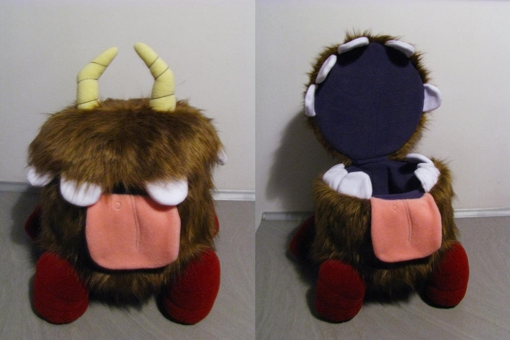 Otto 'Chester' von Chesterfield plush by chu-po-po