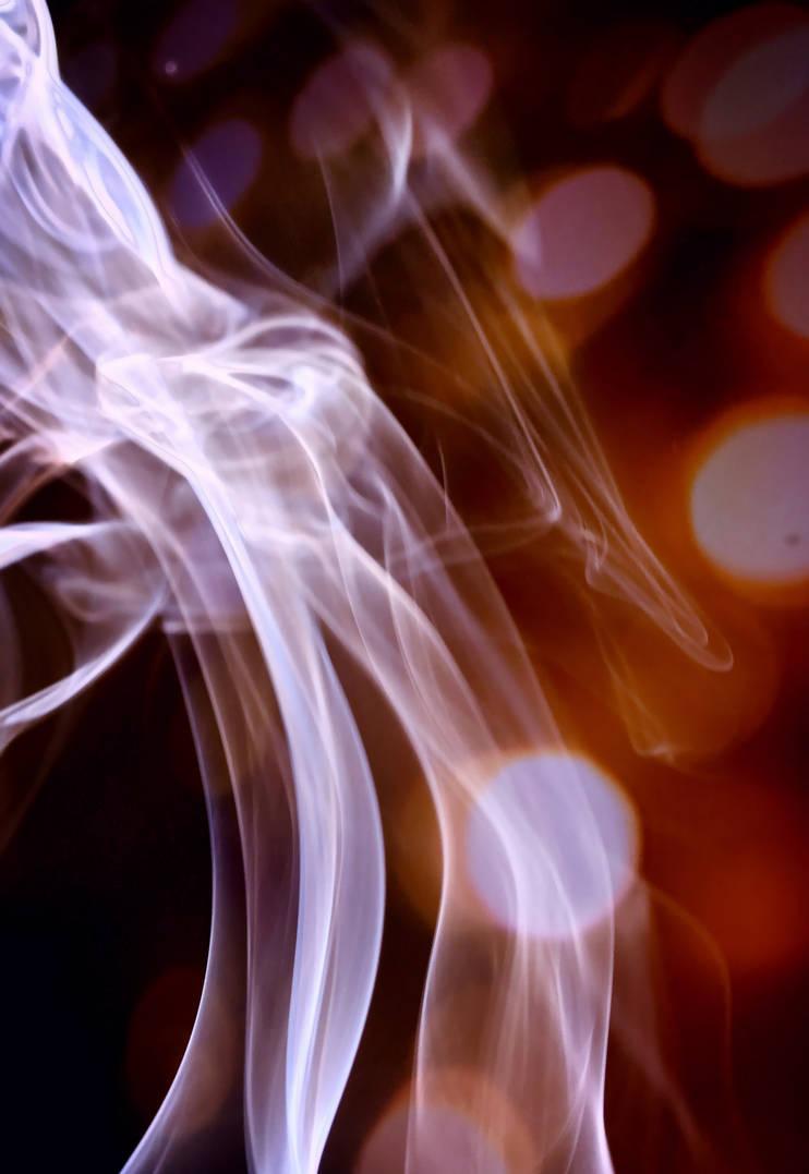 Smokey Bokeh by WickedWelshy
