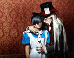 Kuroshitsuji_Cosplay_OVAs Wonderland_3
