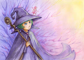 BERSERK: Schierke and Evarella by Kaiten-san