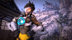 Tracer - Overwatch (Source Filmmaker by LemonySenpai