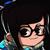 Mei - Overwatch Spray Emoticon