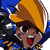 Pharah - Overwatch Spray Emoticon