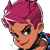 Zarya - Overwatch Spray Emoticon by lemon100