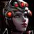 Widowmaker Huntress - Overwatch Emoticon2 50x50