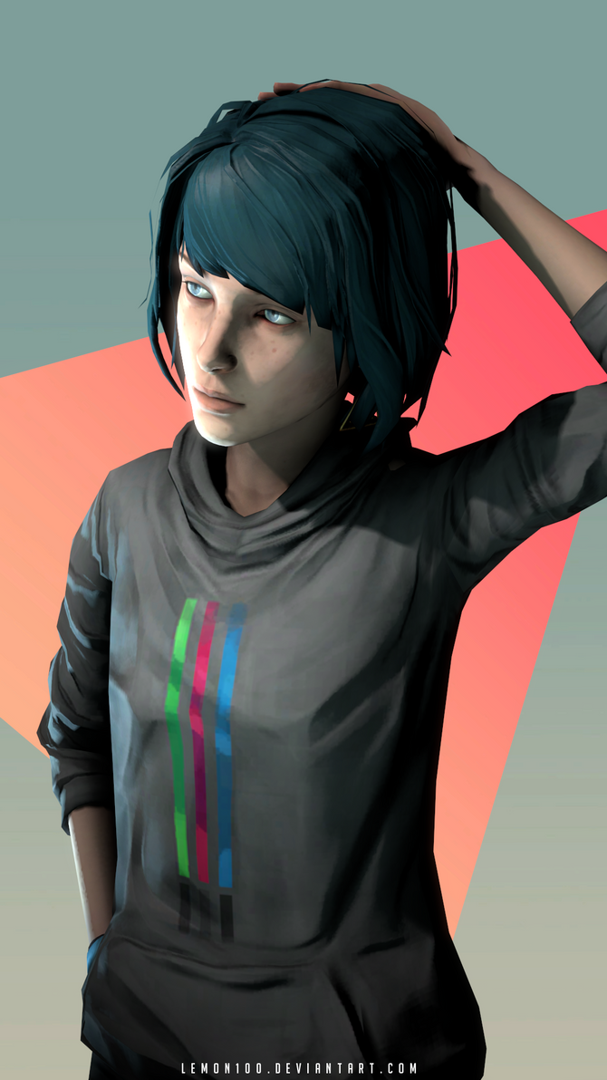 Max Caulfield - Life is Strange  - 80s by lemon100