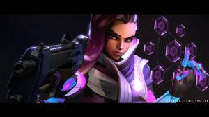 Boop! - Sombra / Overwatch / Source Filmmaker