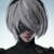 NieR:Automata - YoRHa No.2 Type B (2B) - Emoticon2