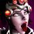 Widowmaker Huntress 'Aheghao' Overwatch Emoticon