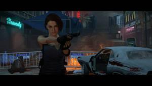 Resident Evil 3 Remake - Jill Valentine / SFM