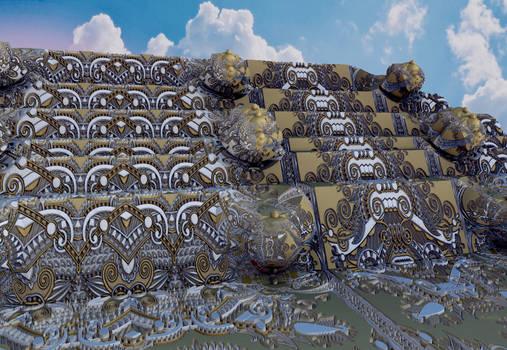 Mayan Ziggurat