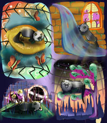 [TWWM] Panda's Conservatory Adventures