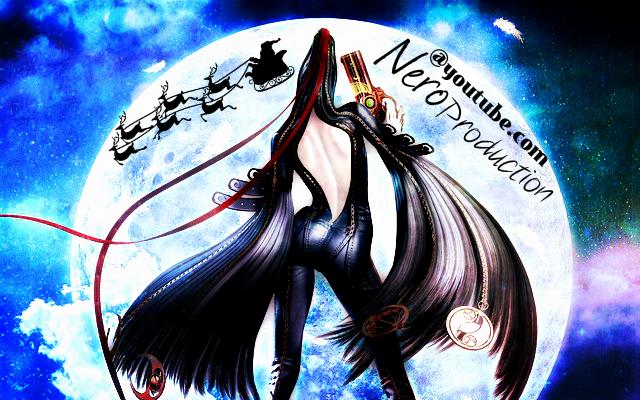 Bayonetta Christmas :P by NeroProduction on DeviantArt