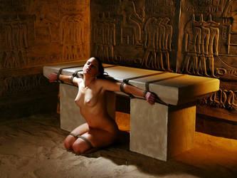 Un rituel de l'Ancienne Egypte 2 by AngelaSprang