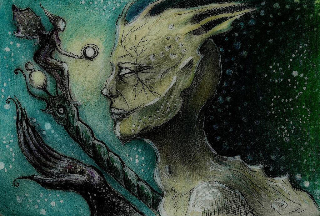 Fairy Tale by Aliceintheemptyroom