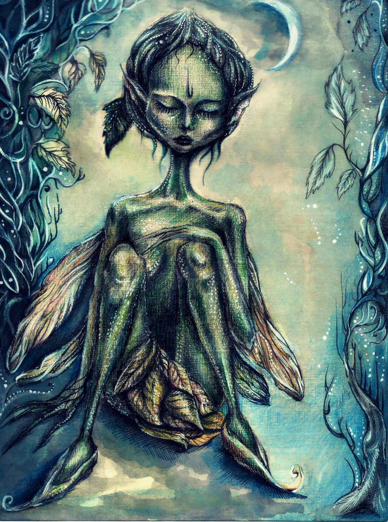 Fairy by Aliceintheemptyroom