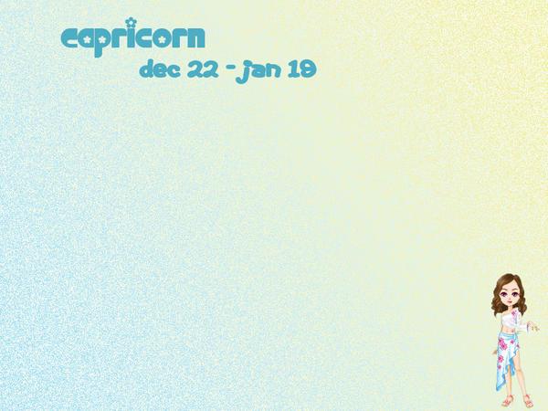 Capricorn Girl wallpaper by piratekitten