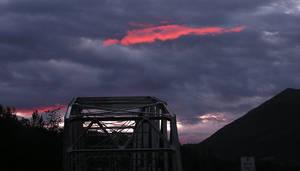 Matanuska Bridge Sunrise II