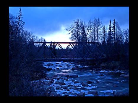 Old Willow Creek Bridge