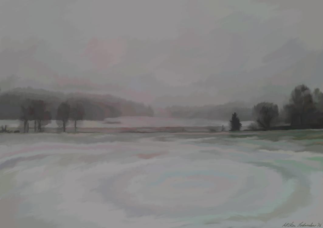 Winter by Ichariot